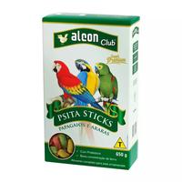 Ração Alcon Pássaros Psitacídeos Sticks (650 g)