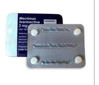 Mectimax Ivermectina  para Cães (3 mg cartela)