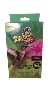 Alimento  Nectar  Beija-Flor  Para Aves        150g