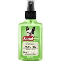Colônia Sanol Dog Macho  (Amadeirado)