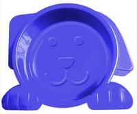 Comedouro Dog Face (azul escuro / Capacidade: 600 g)