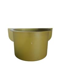 Comedouro de Plástico (amarelo / 90 ml)