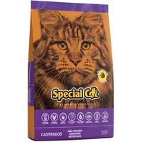 Ração Special Cat  para Gatos Adultos Castrados (10,1 kg)