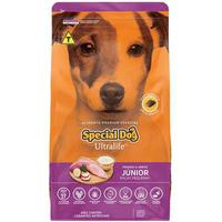 Ração Special Dog Ultralife para Filhotes Raças Pequenas (15,0 kg)