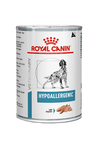 racao-royal-canin-lata-canine-veterinary-diet-hypoallergenic-wet-para-caes-400-g