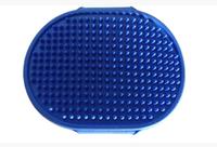 Rasqueadeira de Borracha (azul escuro)