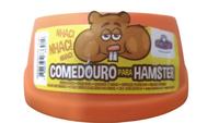 Comedouro Pet Injet para Hamster (laranja / 160 ml)