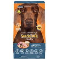 Ração Special Dog Ultralife Sênior Raças Médias e Grandes (15,0 kg)