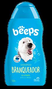 Shampoo Pet Society Beeps Branqueador (Mirtilo)