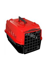 caixa-de-transporte-pra-cachorro-e-gato-podyum-n1-vermelho