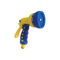 Esguicho Super Jet 8 Jatos (amarelo/azul)