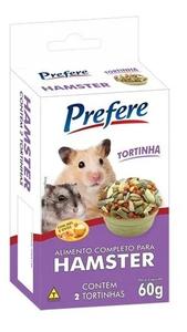 Prefere - Tortinha Hamster - 60g