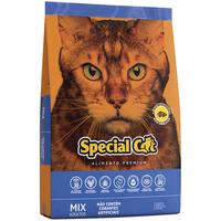 Ração Special Cat Mix  para Gatos Adultos (10,1 kg)