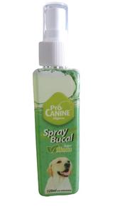 Spray Bucal para Cães (120 ml / Sabor: Menta)