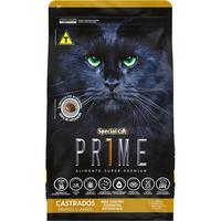 Ração Special Cat Prime Frango e Arroz para Gatos Adultos Castrados (20,0 kg)