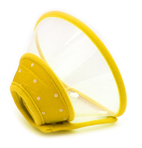 Colar Elizabetano XL (amarelo / Medio)