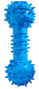 Brinquedo Dog Mordedor Alteres Spike (azul / Medio)