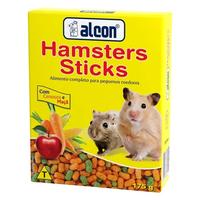 Ração Hamsters Sticks  c/ Cenoura  e Maçã  (175 g)