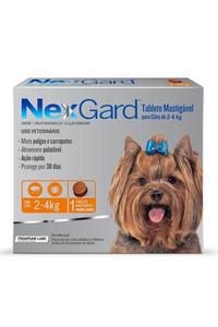 antipulgas-e-carrapatos-nexgard-113-mg-para-caes-de-2-a-4-kg-1-tablete-1-tablete