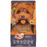Ração Special Dog Ultralife Sênior Raças Pequenas (15,0 kg)