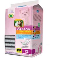Fralda Descartável Mini (2-4 kg / Contém: 12 unidades)