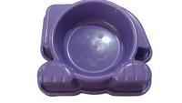 Comedouro Dog Face (lilás / Capacidade: 800 g)