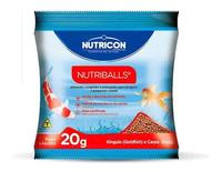 Alimento Completo e Extrusado para  Kingulos e pequenas carpas (20 g)
