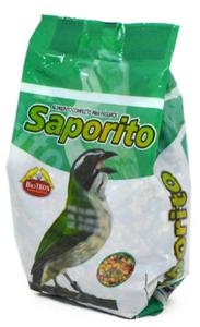 Alimento Completo Para Pássaros Saporito (500 g / Sabor: Original)