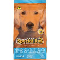 Ração Special Dog Júnior para Cães Filhotes (10,1 kg)