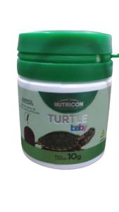 Ração Turtle Baby para Tartarugas Filhotes (10 g)