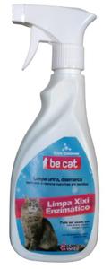 Limpa Xixi Enzimático Be Cat (500ml)