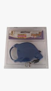 Guia Retrátil American Pet's Pequeno Porte (azul)