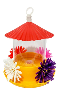 Bebedouro Beija-Flor Chapéu (amarelo / Capacidade 750ml)