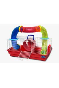 gaiola-braganca-tubo-divertido-para-hamster-vermelho-coloridos