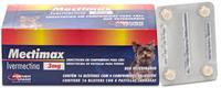 Mectimax Ivermectina  para Cães (3 mg caixa)