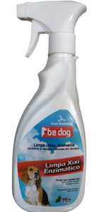 Limpa Xixi Enzimático Be Dog (500ml)