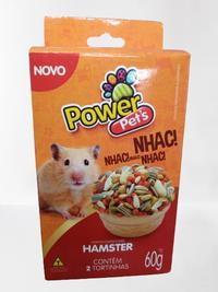 Alimento Completo Hamster - 60g