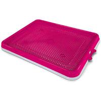 Sanitário Higiênico Xixi Pets Premium (rosa)