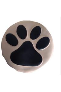 brinquedo-mordedor-dog-bolinho-patinha-com-apito-begemarrom-escuro-medio