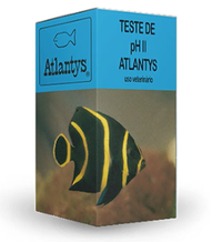 Teste de pH II Atlantys (10 ml)