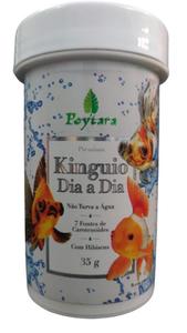 Kinguio Dia a Dia Premium- Alimento para Peixes Ornamentais (35 g)