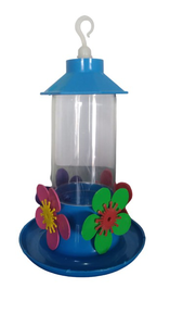 Bebedouro Beija-Flor Luxo (azul / Capacidade 750ml)