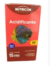 Adicionante para Diminuir o pH da Água (15 ml)