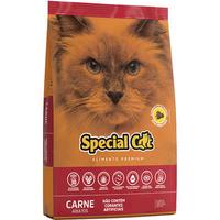 Ração Special Cat Carne para Gatos Adultos (10,1 kg)