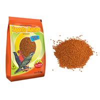 Alimento Para Pássaros Saporito Mamão Extrusado (400 g / Sabor: Mamão)