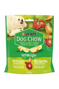 petiscos-extra-life-purina-dog-chow-para-caes-adultos-75-g-sabor-mix-de-frutas