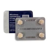 Mectimax Ivermectina para Cães (12 mg cartela)