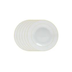 jogo-de-pratos-fundo-em-porcelana-wolff-marrocos-6-pecas-branco-e-dourado